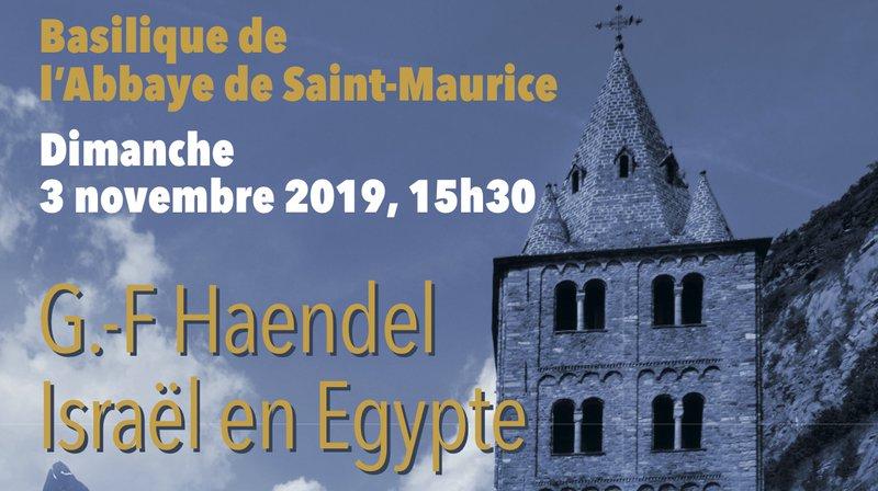 Israël en Egypte (G.-F. Haendel)