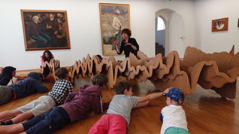 Vacances au Musée d'art