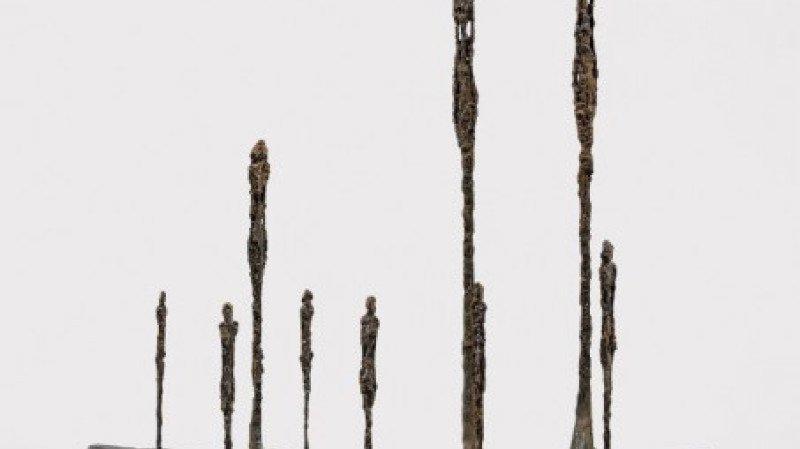 Visite commentée de l'exposition Rodin-Giacometti à 20h00 par Martha Degiacomi