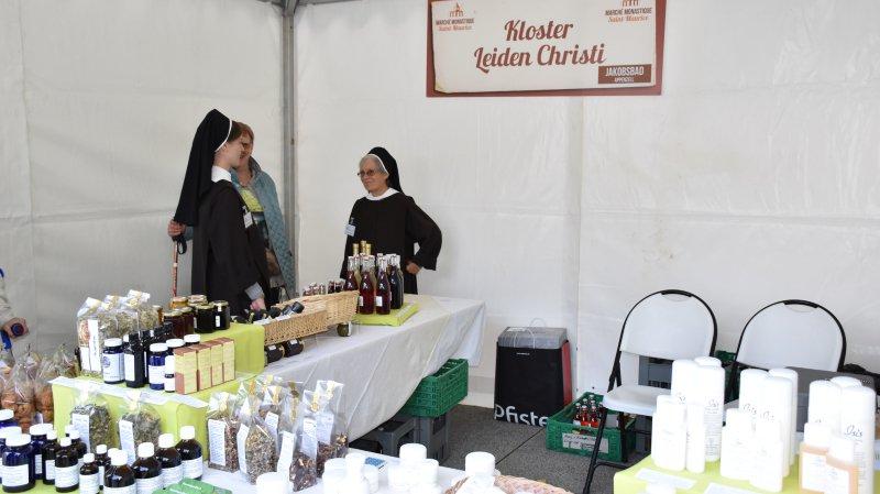 Marché Monastique