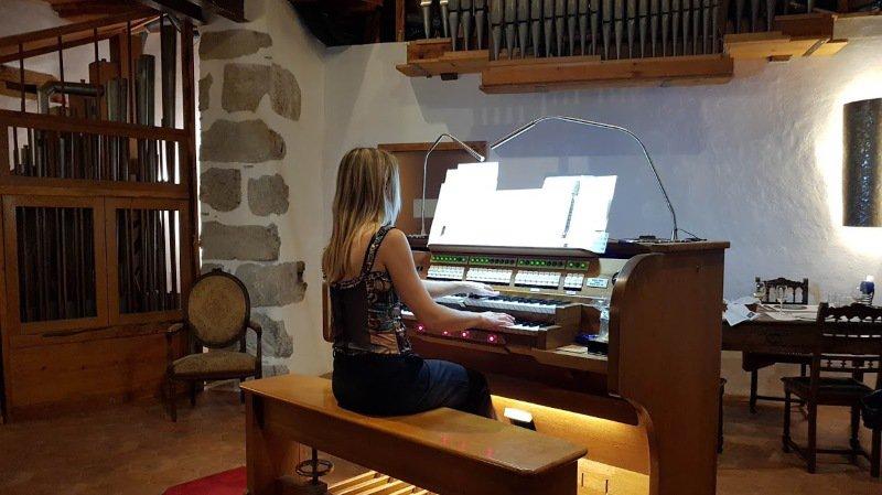 Festival des 4 Saisons: Transcriptions pour orgue