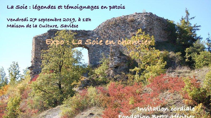 La Soie : légendes et témoignages en patois