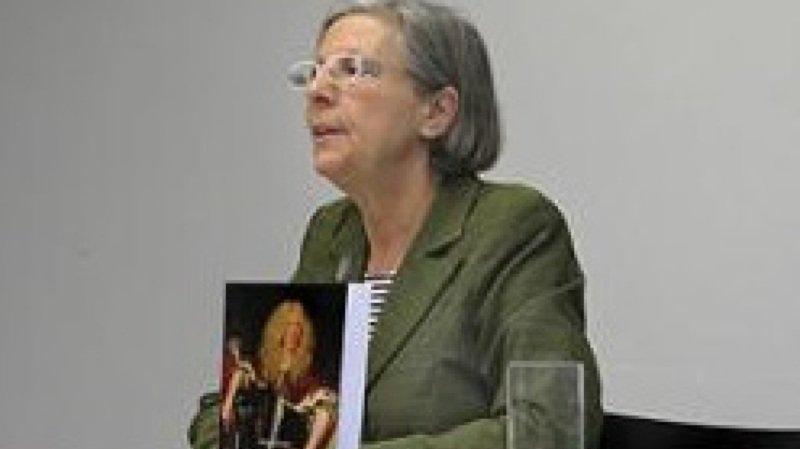 Une femme oubliée: Christine de France, présenté par Anne Noschis