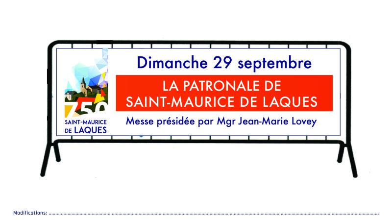 Fête patronale de la St Maurice