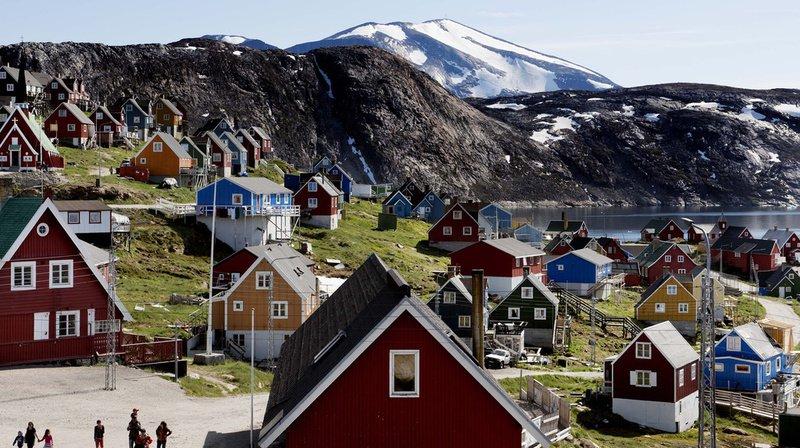 Le président américain semble bien décidé à acheter le Groenland (photo) au Danemark.