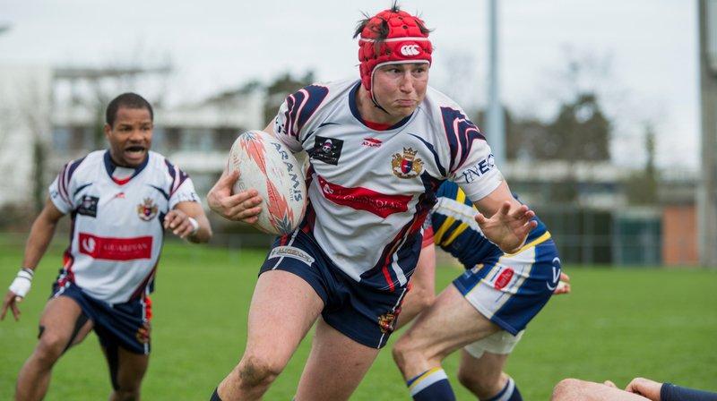 Le Nyon Rugby Club réussit sa rentrée