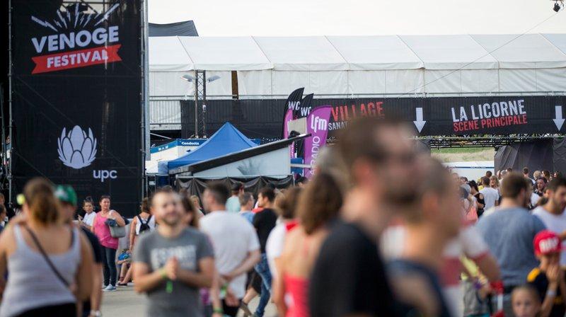 Cashless au Venoge Festival: attention aux mauvaises surprises!
