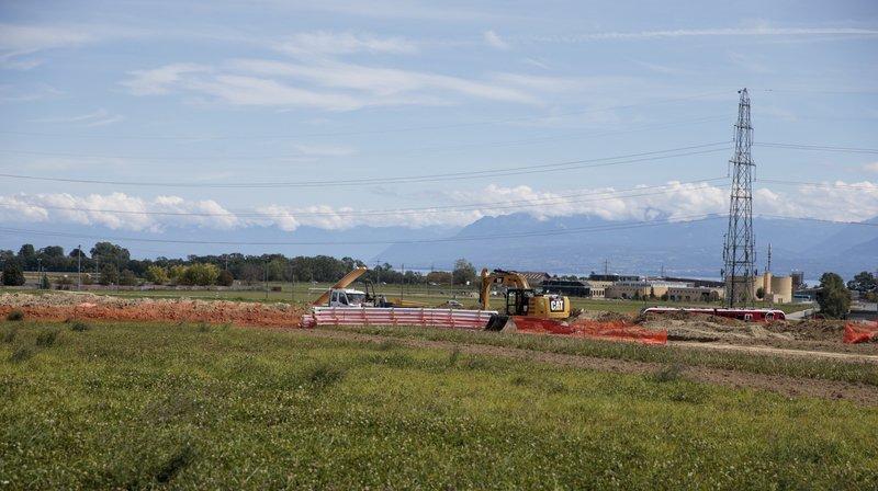 Dépôt du Nyon-Saint-Cergue: c'est parti pour deux ans de travaux