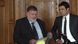 Election de M. Lauber: la commission judiciaire reporte sa décision