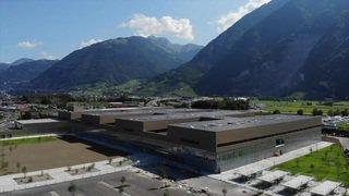 Après 20 ans de gestation, l'Hôpital de Rennaz est inauguré