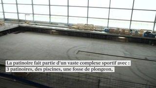 Lausanne: la nouvelle patinoire de Malley est bientôt terminée