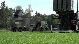 L'armée teste le système de défense sol-air SAMP/T