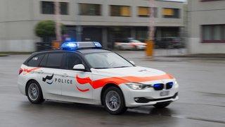 Fribourg: deux ados manipulent un pistolet, le coup part, un mort
