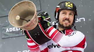 L'Autrichien Marcel Hirscher, n°1 mondial, met fin à sa carrière en ski alpin