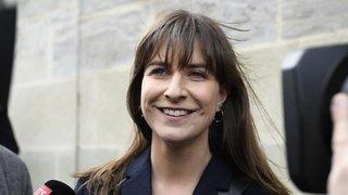 Vaud: Rebecca Ruiz en convalescence à la suite d'une opération