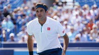 Tennis – Masters 1000 de Cincinnati: éliminé sèchement, Federer reste confiant pour l'US open