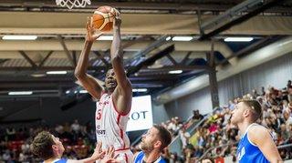 Basketball – Euro 2021: la Suisse bat l'Islande de 24 points et se qualifie pour le dernier tour