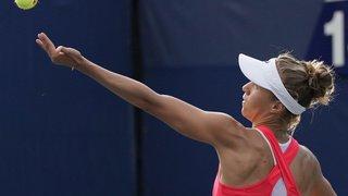 Tennis: Viktorija Golubic atteint les demi-finales à Guangzhou, une première depuis 2 ans