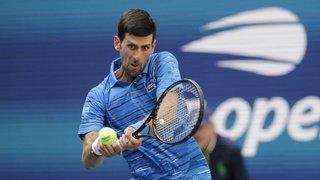 Tennis – US Open: alerte pour Novak Djokovic au 2e tour, Serena Williams rassurée