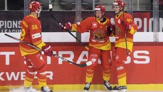 Hockey: Bienne bat Fribourg d'entrée de championnat, Lausanne et Servette s'imposent