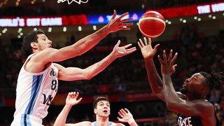 Basket - Mondial 2019: la France battue par l'Argentine qui affrontera l'Espagne en finale