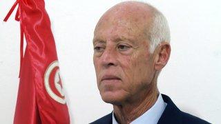 Antisystèmes en tête en Tunisie