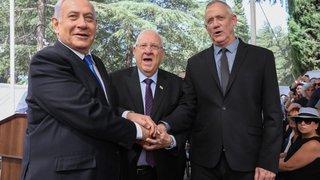 Israël, un gouvernement d'union nationale est-il possible?