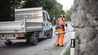 L'armada orange qui prend soin de nos routes au péril de sa vie