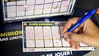 Toujours pas de grand gagnant à l'Euro Millions, la cagnotte grimpe à 207 millions