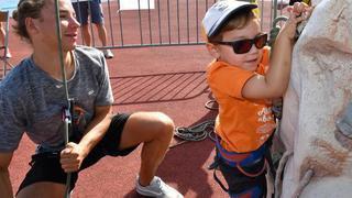 Nyon: plongée, judo et zumba au festival des sports