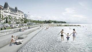 Genève prépare le lifting de la rade
