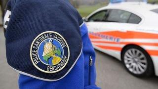 Accident: bretelle d'autoroute Lausanne-Yverdon rouverte