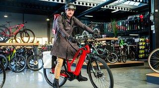 Basse saison du vélo: le commerce roule sur un faux plat