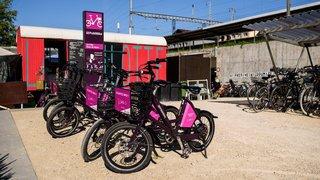 L'extension du réseau de vélos en libre-service est à l'arrêt