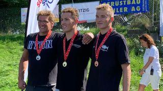 Eau libre: un Nyonnais de 18 ans se révèle lors des Championnats suisses
