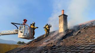 Genève: les combles du Musée de Carouge ravagés par les flammes