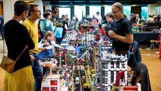 Morges: une expo qui confirme la popularité des Lego
