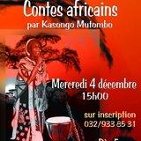 Contes africains - Kasongo Mutombo