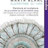 Marta Blanc - Peinture et sculpture
