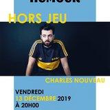 Hors jeu - Charles Nouveau