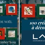 Marché de Noël aux Ateliers de la Côte