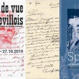 Finissage de l'expo Spitteler et vernissage de l'ouvrage Spitteler