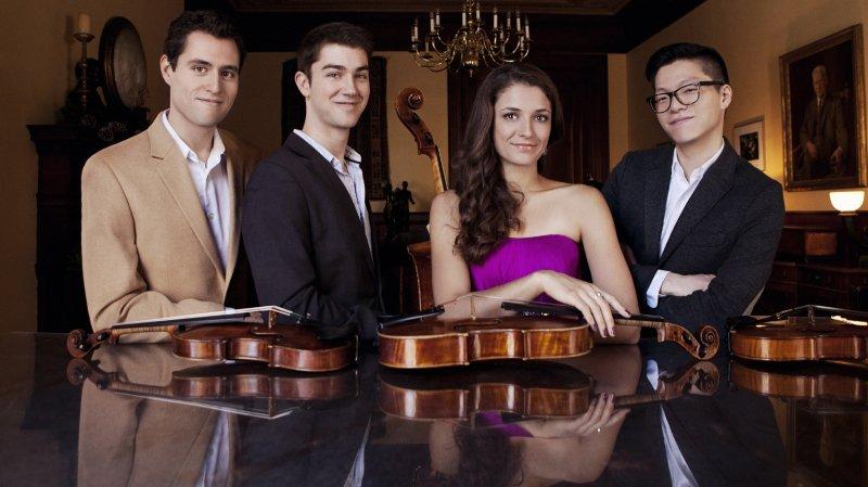 Quatuor Dover