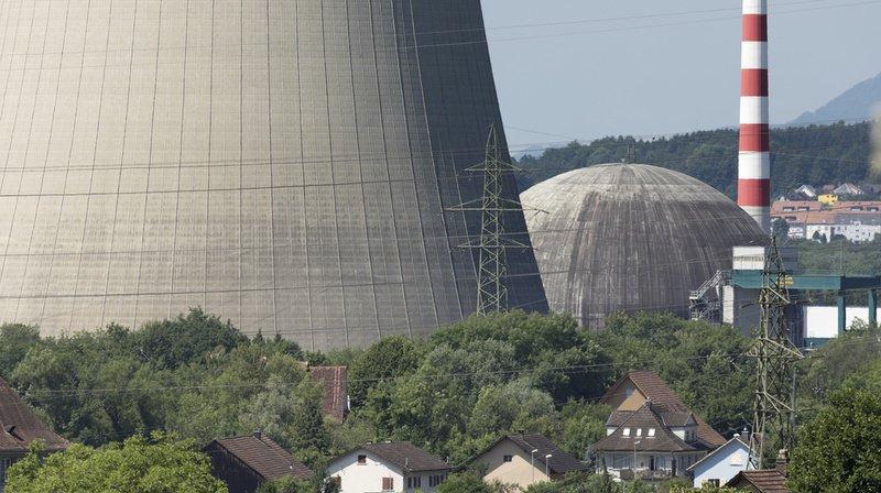 Soleure: des pièces non testées ont été installées dans la centrale nucléaire de Gösgen