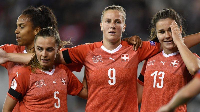 Football – Euro 2021: les Suissesses battent la Lituanie 3-0 en match de qualification