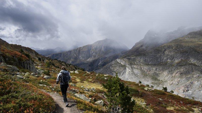 Santé: 85% des Suisses disent faire du sport régulièrement, la randonnée en tête