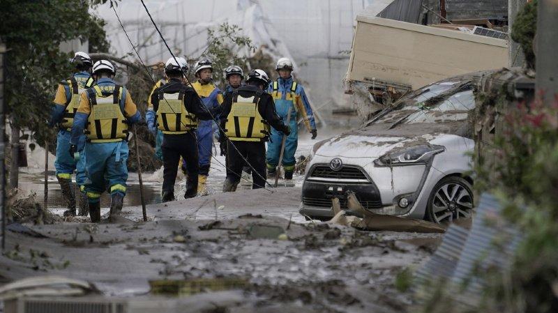 Le bilan s'alourdit à 70 morts et 15 personnes sont toujours portées disparues.