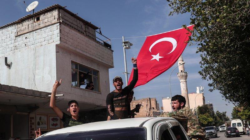 Syrie: 160'000 personnes déplacées après l'invasion de la Turquie