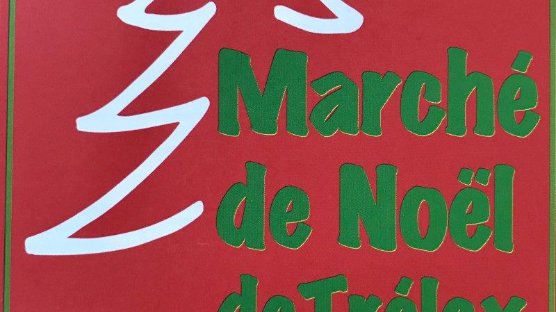 Marché de Noël de Trélex.