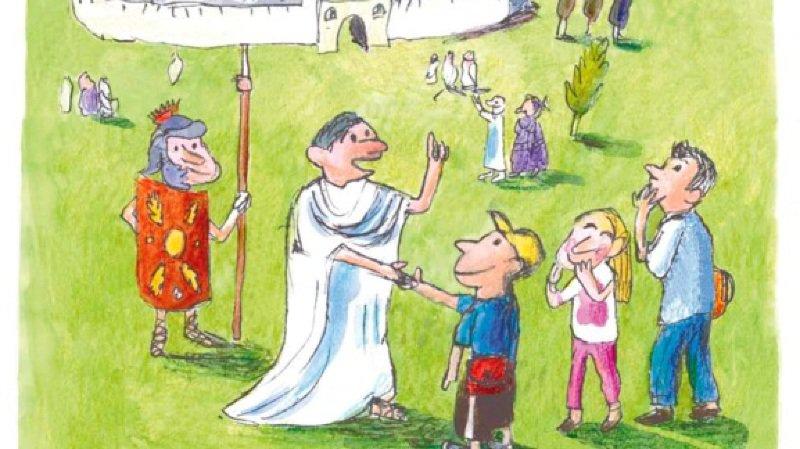 Vacances à la romaine, au Musée romain de Nyon